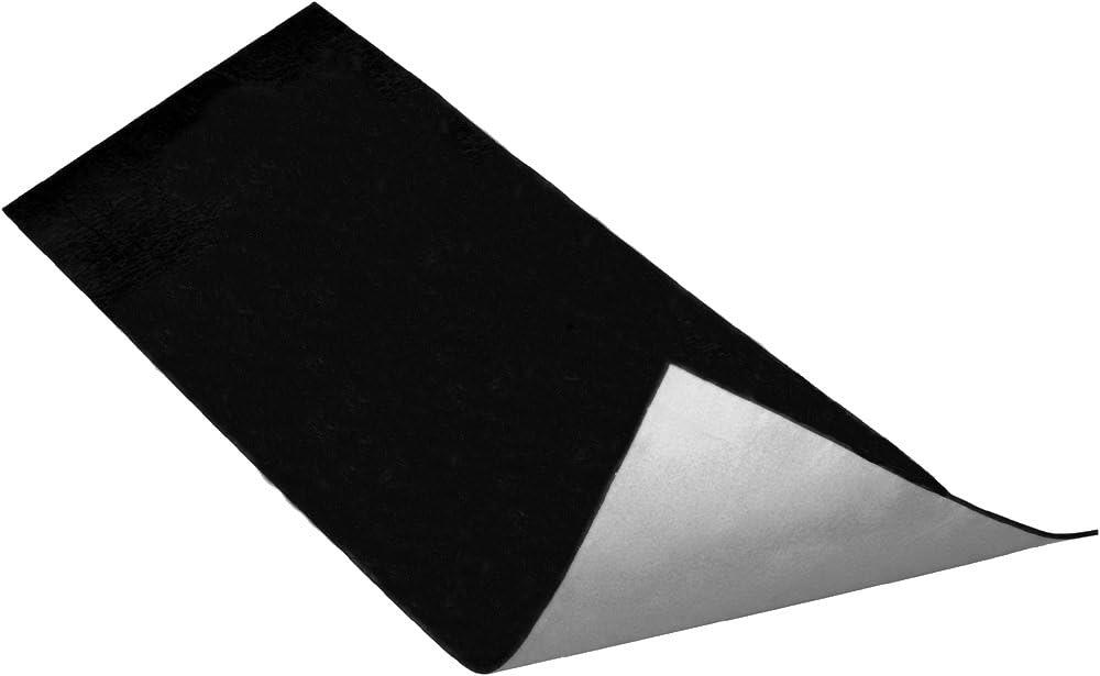 Bitumenmatte Anti Droehn Matte 50x20cm Selbstklebend 4 Stück Auto