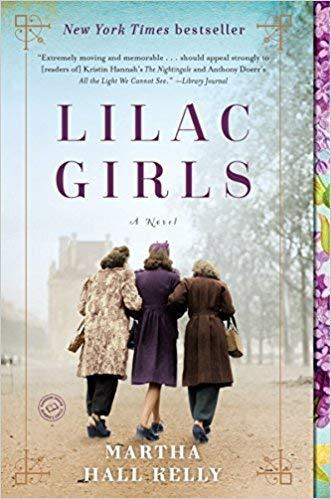 [By Martha Hall Kelly ] Lilac Girls: A Novel (Paperback)【2018】by Martha Hall Kelly (Author) (Paperback)