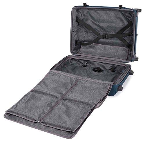 Piquadro Laptop-Trolley, Checkblu (Grau) - BV3877M2/CHECKBL