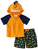 Kids Headquarters Baby Boys' Swim Short with Top