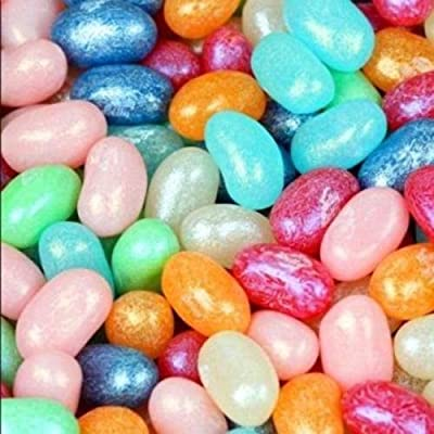 Jelly Belly Jewel Jelly Beans 7 Flavor Assortment - 1lb Bag