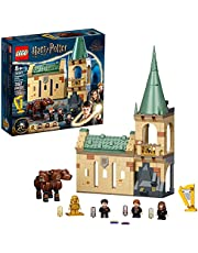 LEGO Harry Potter Hogwarts: Fluffy Encounter 76387 Building Kit; 3-Headed Dog Hogwarts Set; Cool, Collectible Toy; New 2021 (397 Pieces)
