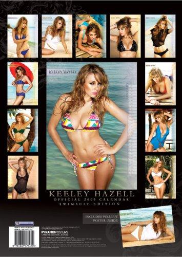 Poster Keeley Hazell Sex Girl Super Model Room Art Wall Cloth Print 204
