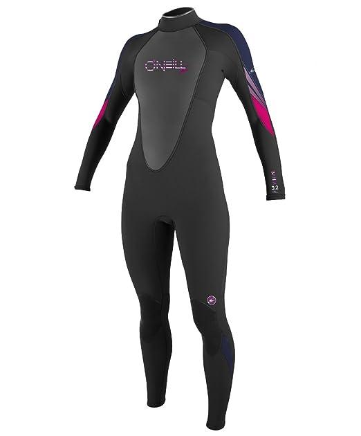 Amazon.com: ONeill Wetsuits Bahia FL 3/2 - Traje completo ...