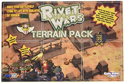 Best rivet wars terrain pack to buy in 2019