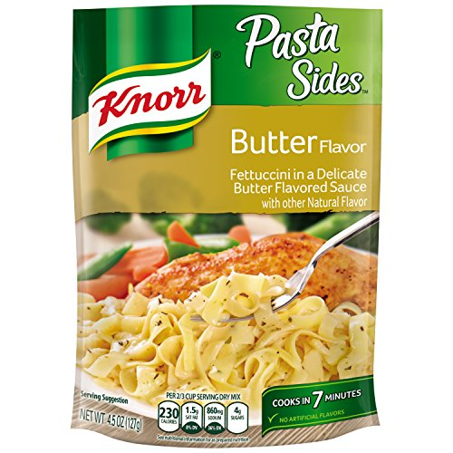 Knorr Pasta Sides Dish, Butter 4.5 oz