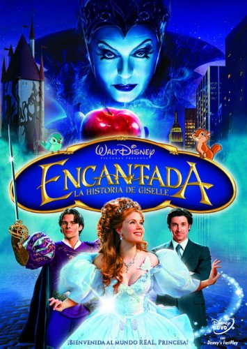 Encantada: La Historia De Giselle (Import Movie) (European Format - Zone 2) (2008) Amy Adams; James - La Stores Encantada