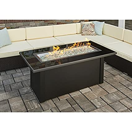 amazon com outdoor greatroom company monte carlo fire table garden rh amazon com patio fire table propane patio tabletop fire bowl