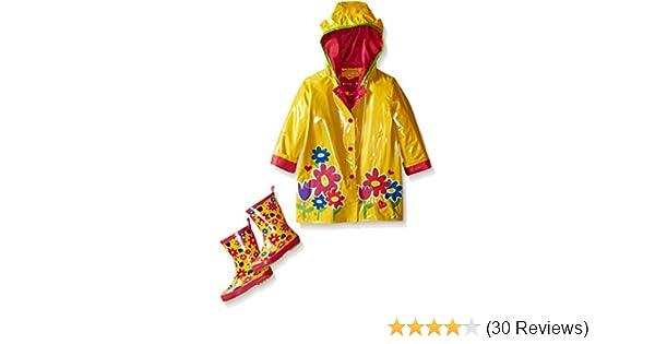 Wippette Little Boys Raincoat 7 Yellow