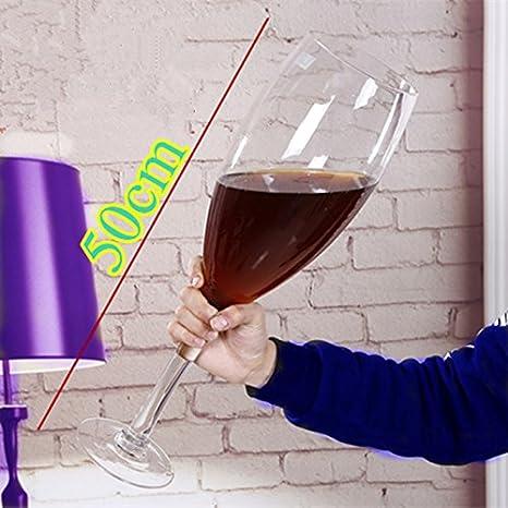 Xbjbpl Copa De Vinocopas De Vino Tinto50 Cm Creativo Súper