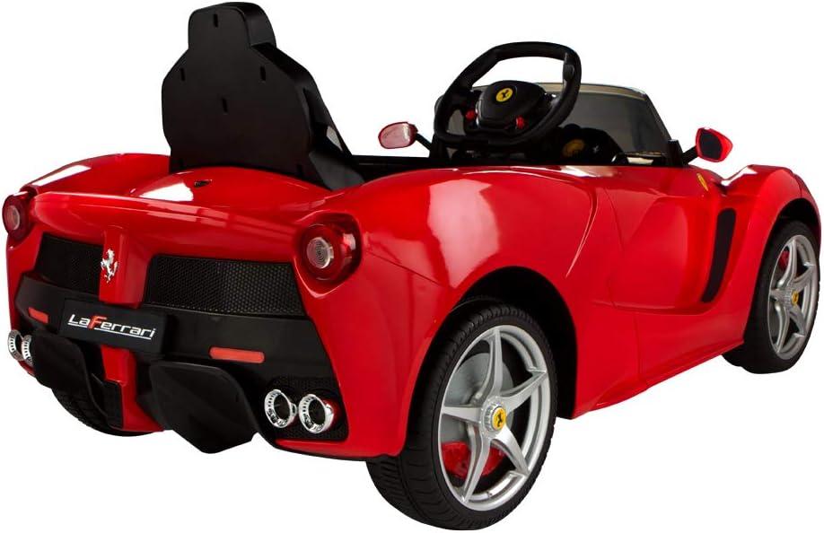 RASTAR Multicolour ColorBaby 85242 2.4 G Electric Car Directed Ferrari LaFerrari Red 12 V