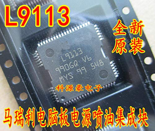 - 5pcs/lot lot IC T-Shirt,L9113 Volkswagen Polo/Polo Marelli Multi-Point Fuel Injection Manifold chip Computer Board Supply IC
