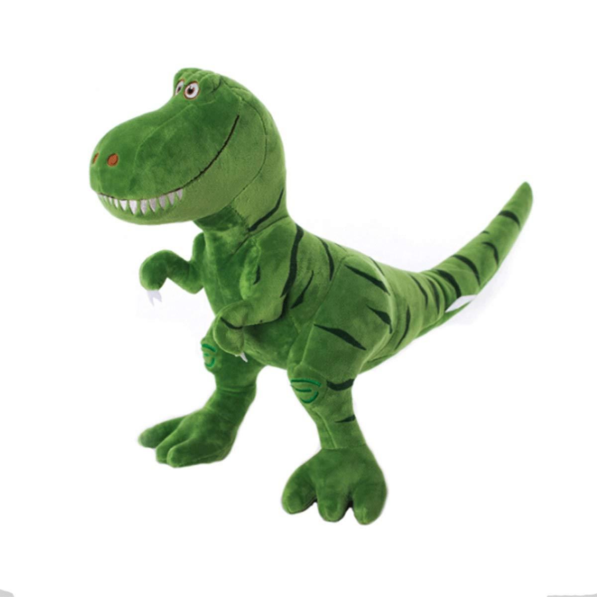 66cm Plush Toys, Tyrannosaurus Dolls, Dinosaur Plush Toys, Doll Doll Pillows, Birthday Gifts, Military Green, 66 cm Long, Best Gift (Size   66cm)