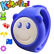 Kids Sport Fitness Tracker Smart Bracelet with Pedometer for Boys Girls Halloween Christmas Gift Health Activity Wristband Band Bracelet Calories Counter for Android IOS Smartphone