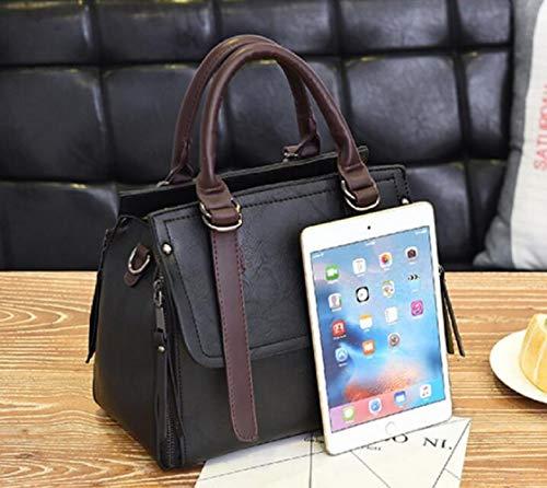 4 Pour À Messenger Sac Shopping Femme Sac Simple Bandoulière Fashion Wff Sauvage Personnalisé Main UZwOnq