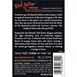 Red Guitar Sangria, Red Blend, 750 ml