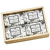 Goat Milk Set of Four 9oz Bar Soap Gift Box - (Ylang Ylang & Tuberose)