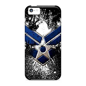 Best Hard Phone Case For Iphone 5c (bsr2973FHZG) Allow Personal Design Attractive Metallica Skin