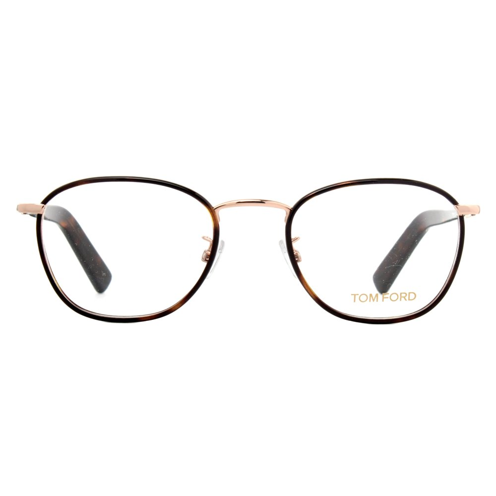 7f75a1c85f2a Tom Ford Eyeglasses TF 5333 056 49mm Havana Demo Lens FT5333  Amazon.ca   Clothing   Accessories