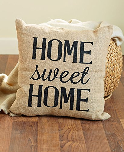 home sweet home pillow Amazon.com: Home Sweet Home Vintage Burlap Pillow: Home & Kitchen home sweet home pillow