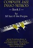 Complete Jazz Piano Method 9781586900069