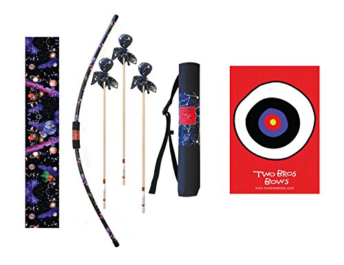 Two Bros Bows Galaxy Archery Combo Set -
