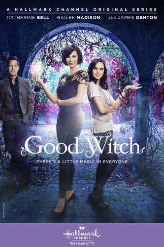 Halloween 5 Goofs (Good Witch: Season 1)