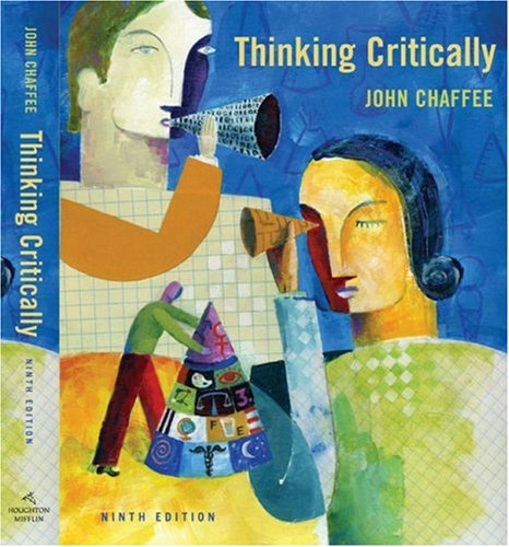 thinking critically john chaffee It is an opportunity for us to reflect on the language and ideas thinking critically john chaffee 11th edition pdf represented each year this research project,.