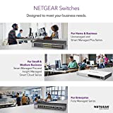 NETGEAR GS810EMX Nighthawk Pro Gaming SX10