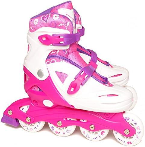 Vilano Adjustable Inline Skates for Girls