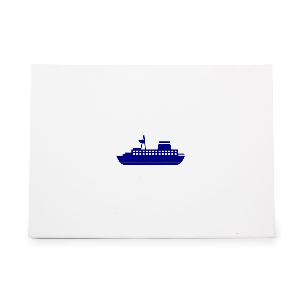 Crafts Card Making Ink Stamping Crafts Rubber Stamp Shape great for Scrapbooking Ship Boat Cruise Sea Travel Style 19504
