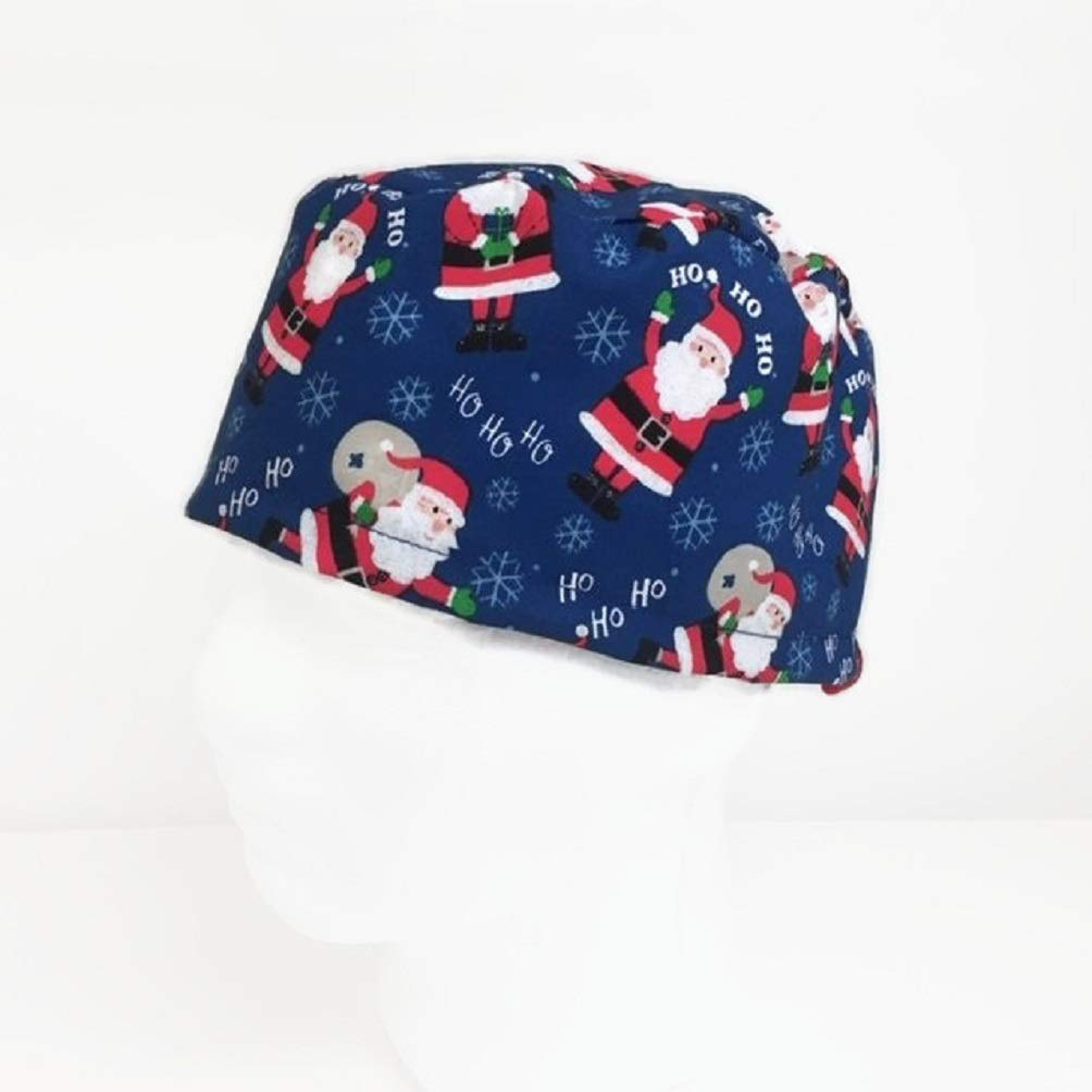 Uni Christmas Scrub Hat Gifts From Santa