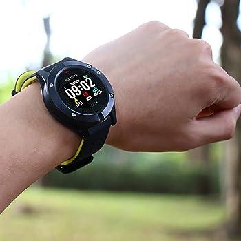 Smart Watch F5 GPS, Rastreador de Ejercicios a Prueba de Agua ...
