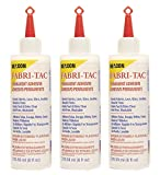 Three-Pack Beacon Fabri-Tac Permanent Adhesive, 8