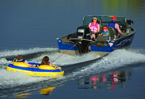 Turboswing ski tow bar buy online in uae sports for Buy bass boat without motor