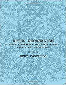 essays on italian neorealism Essays essays italian neo-realism essay this collection examines the impact of italian neorealism beyond the period of 1945 1952.