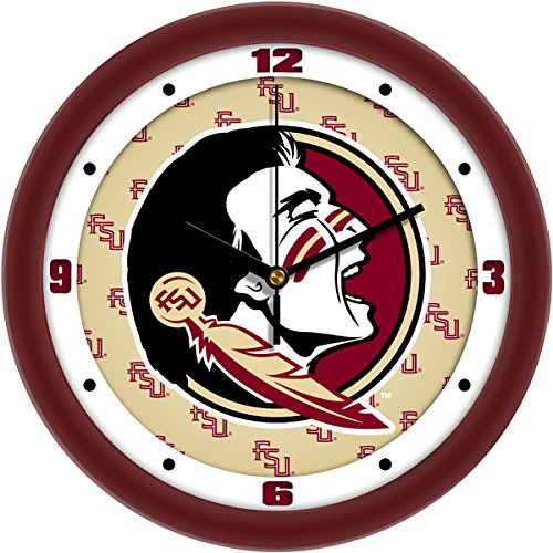 Florida State Seminoles Wall Clock (NCAA Florida State Seminoles Wall Clock)