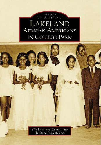 Books : Lakeland: African Americans in College Park (Images of America)