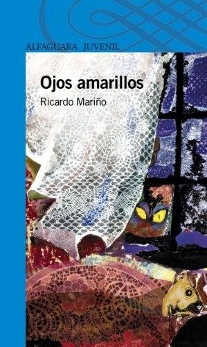 Ojos amarillos (Spanish Edition) by [Mariño, Ricardo]