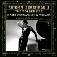 进口CD:帕尔曼的电影琴声2:黄金年代(CD)SK60773