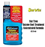 Star Brite 93032 Star Tron Enzyme Fuel Treatment Concentrated Gas Formula 32oz