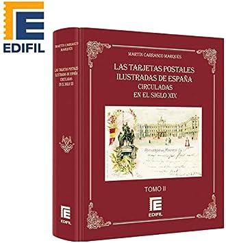 Tarjetas Postales ilustradas de España circuladas en el Siglo XIX ...