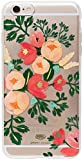iphone 6 case rifle paper company - Rifle Paper Co. Clear Peach Blossom, iPhone 6