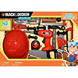 Black and Decker Junior Deluxe Playtool Chainsaw WLM