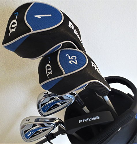 Boys Ages 8-12 Junior Golf Club Set with Stand Bag for Kids Jr. Right Handed Premium Professional Tour Quality by Junior Golf Excellence (Image #6)