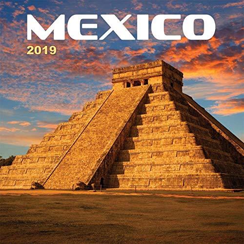 Mexico 2018 Calendar - Turner Photo Mexico 2019 Wall Calendar (199989400340 Office Wall Calendar (19998940034)