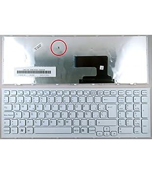 Portatilmovil - Teclado PORTATIL Sony VAIO PCG-71811M VPC-EH3E0E VPC-Eh VPCEH VPC-EH1C V116646B: Amazon.es: Electrónica