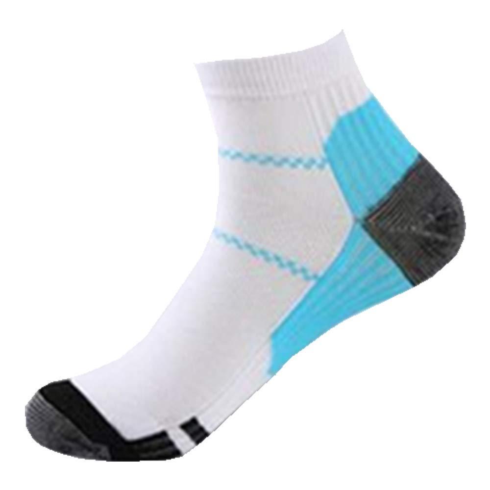 Plantar Fasciitis Running Ankle Athletic Sport Compression Socks (3/7 Pairs)