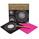 Flying Wish Paper - Write it., Light it, & Watch it
