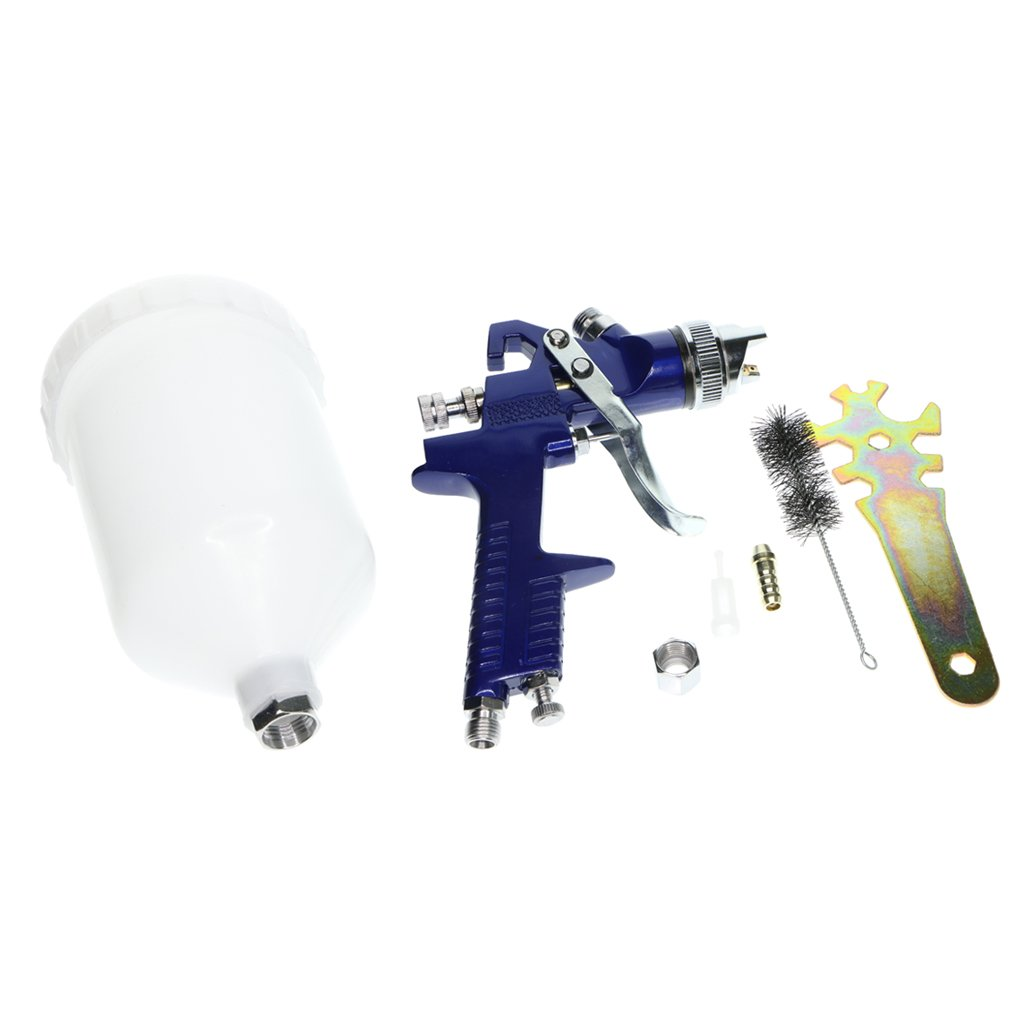 Homyl H827 600ML HVLP Spray Gun Air Spray Paint For Car Auto Repair Tool - 1.4mm by Homyl (Image #7)